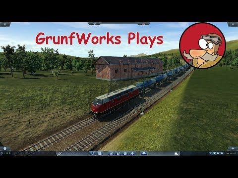 Transport Fever - Europe - 025 - From Ships to Trains - Let'