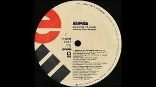Rampage the last boy scout wild for da night instrumental