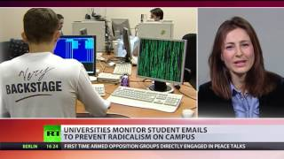 London Eye  UK universities admit monitoring students' emails to prevent radicalism