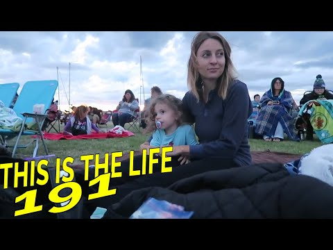 MOVIE NIGHT AT EVERETT WATERFRONT (& Growing Persinger Group Business) | THIS IS THE LIFE 191