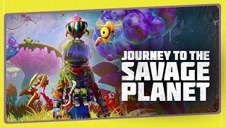 JOURNEY TO THE SAVAGE PLANET - O Início de Gameplay, em Português PT-BR