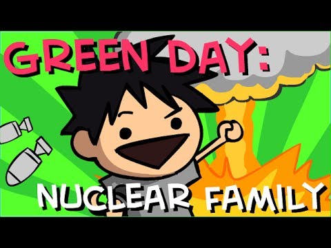 Nuclear Family - Green Day: Animated Music Video