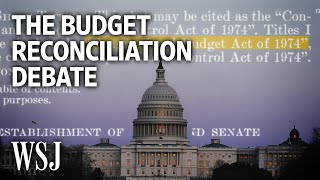 Why Democrats Are Using Budget Reconciliation to Pass Biden's Agenda   WSJ