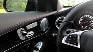 2017 Mercedes C43 AMG Burmester Audiosysteme Sound Test/Bass