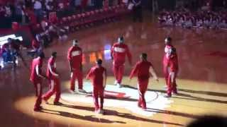 Hoosier Hysteria 2013 (Indiana University)