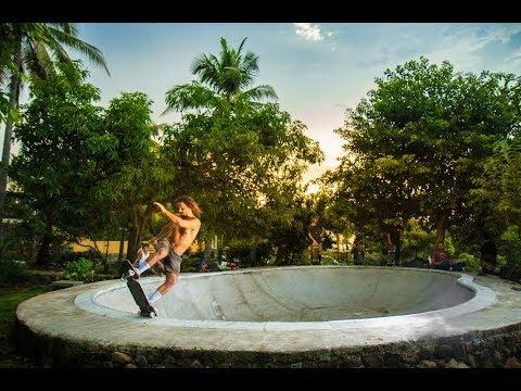 Skating in Centro America 2/4 El Salvador !!