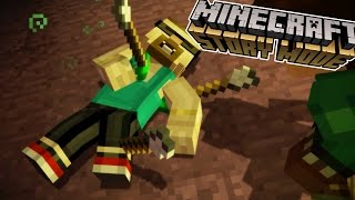 SOMEONE HAS BEEN MURDERED!!! | Minecraft : Story Mode | Episode 6 [1]