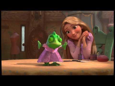 [FullHD] Tangled (Rapunzel) When will my life begin (thai ver)