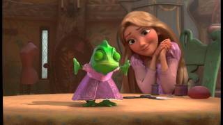 [FullHD] Tangled (Rapunzel) When will my life begin (thai ver)