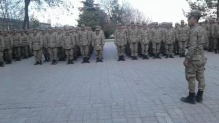 Türk Askeri Yürüyüş Kararı Sayarsa.