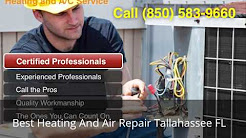 Best Heating And Air Repair Tallahassee FL (850) 583-9660
