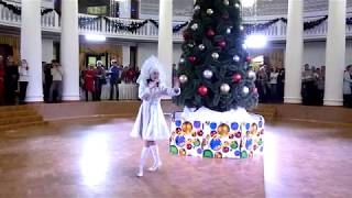Песня Снегурочки - С Новым годом, Дзержинск!