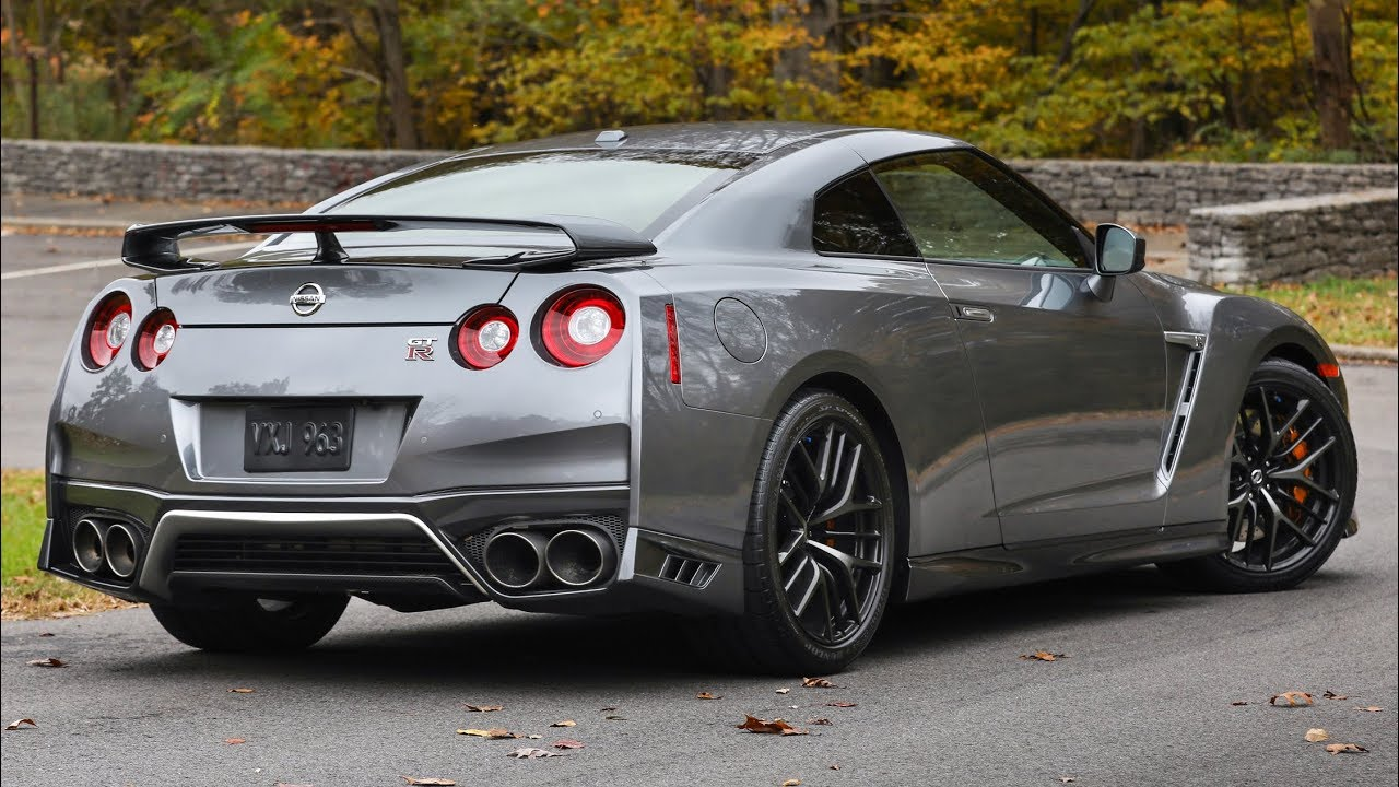 2018 Nissan Gtr Interior Exterior And Drive Flagship Supercar