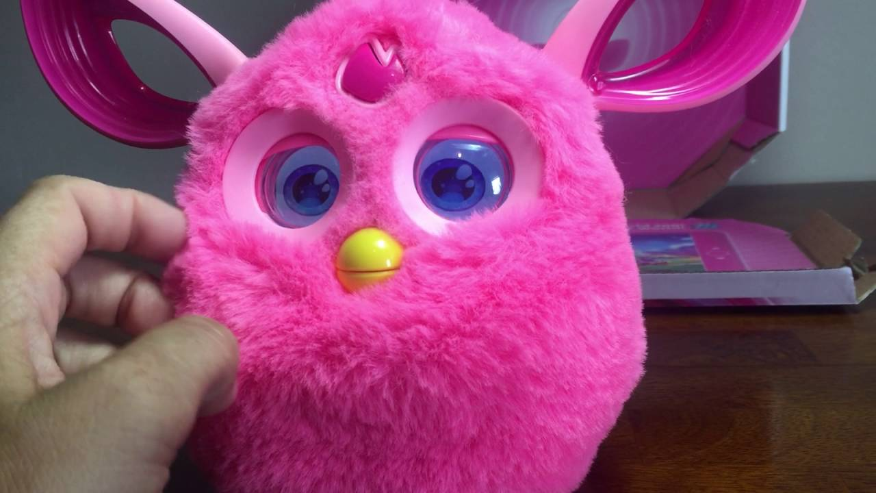 how to get furby connect to sing
