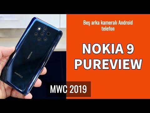 Nokia 9 PureView Ön İnceleme