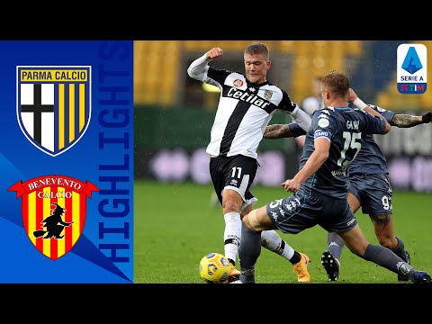 Parma Benevento Goals And Highlights