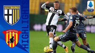 Parma and benevento took away a point apiece after an even contest at il tardini   serie timthis is the official channel for a, providing all the...
