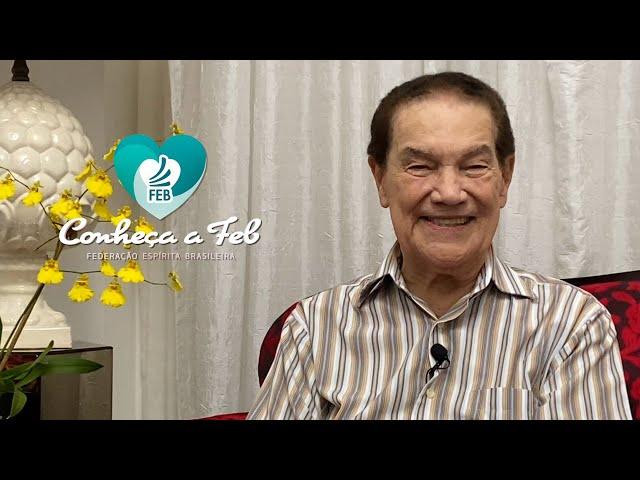 Missão da Federação Espírita Brasileira | Divaldo Franco