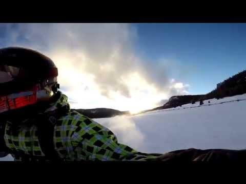 Bighorn Mountain Snowmobile Trip 2014