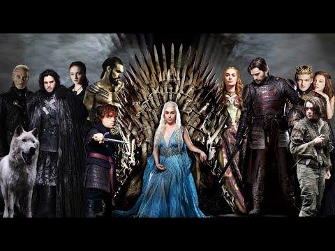 Вся Игра Престолов в одном клипе (Game Of Thrones)