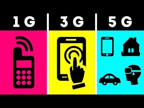 5G가 곧 당신의 삶을 더 멋지게 변화 시킬 겁니다