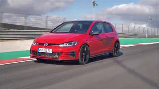 VW Golf GTI TCR 2019: o mais potente da história - detalhes e preço - www.car.blog.br