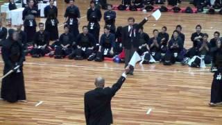 山本雅彦先生 代表者戦 - jodan Yamamoto sensei 2