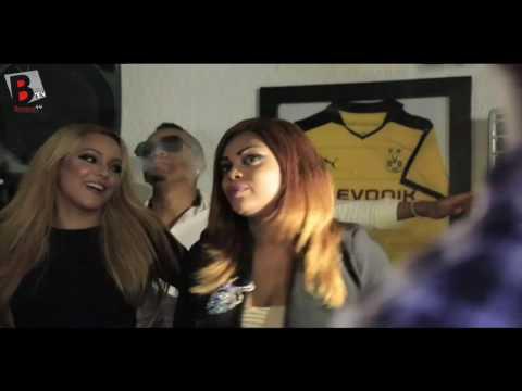Download Video: Sarah Ofili & Mum withTekno Lambogini Party Hard as SolidStar HeadLine's at FuzeLounge
