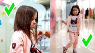 СТРИЖКА КАРЕ УДЛИНЁННОЕ для девочки Лучшая модная стрижка на редкие волосы ПРИЧЕСКА