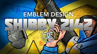 Shibby 2142 Emblem Design
