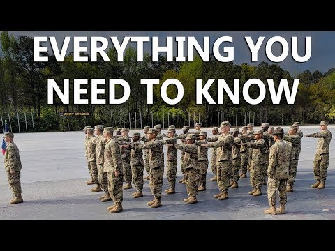 Watch This BEFORE Army Basic Training