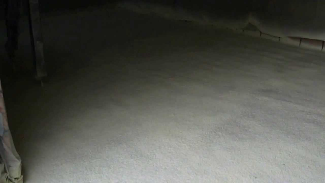 Fußboden Dämmen Pur ~ Pur isolation boden pluimers youtube