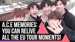 Seize every moment from A.C.E's Europe tour through a special photo book!