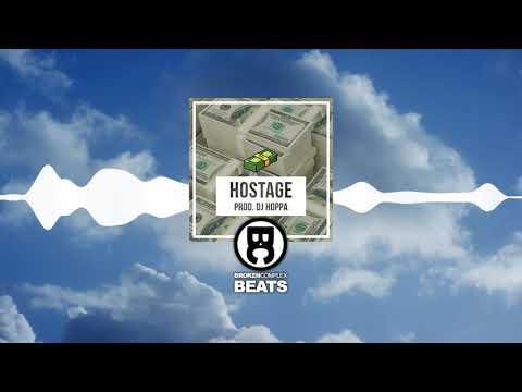 """Hostage"" Freestyle / Trap Beat Free Rap Hip Hop Instrumental (Prod. DJ Hoppa)"