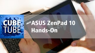 ASUS ZenPad 10 Hands On deutsch HD