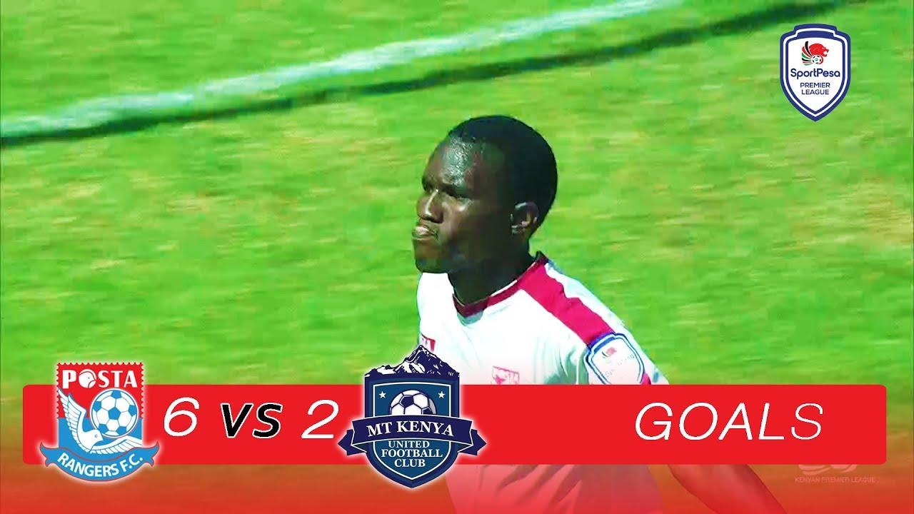 Posta Rangers 6-2 Mount Kenya United | ALL THE GOALS | Sun, 14.04.2019 | SPL 2018-19 Round 23
