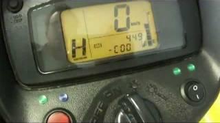 Suzuki King Quad LTA 750 AXI Drosselklappensensor / vs Fehlzündungen und ruckeliger Fahrt