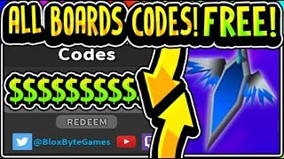 """""""🛹ALL GHOST SIMULATOR BOARDS UPDATE 16 CODES 2019!!"""" Ghost Simulator [🛹 BOARDS] Update (Roblox)"""