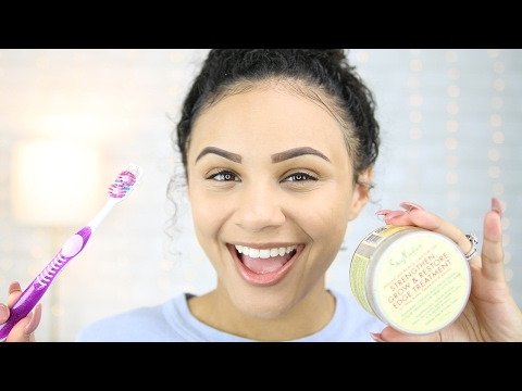 HOW TO DO YOUR BABY HAIR