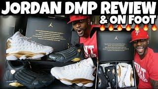 JORDAN 13/14 DMP PACK ARE 🔥🔥🔥 REVIEW & ON FOOT!!! 🔥