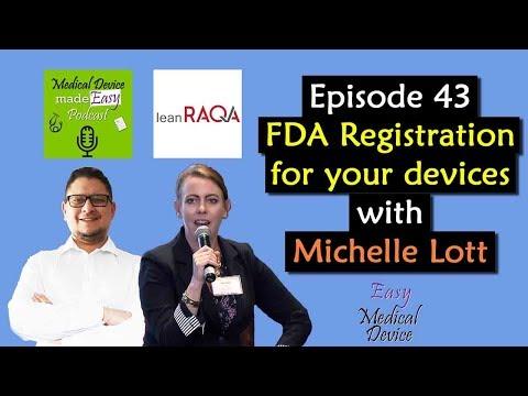 How to register a Medical Device with FDA? (510k, PMA, de Novo...)