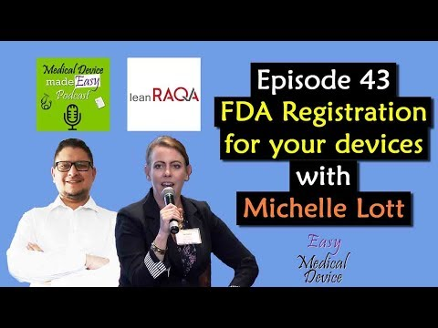 How To Register A Medical Device With FDA? (510k, PMA, De Novo...)