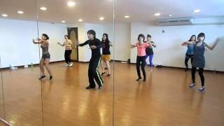 Indian Folk Dance Class with Master Govind 15 June 2013
