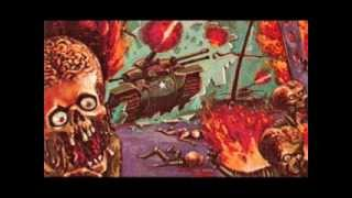 Mars Attacks! The Story In Trading Cards w/ Original Soundscape
