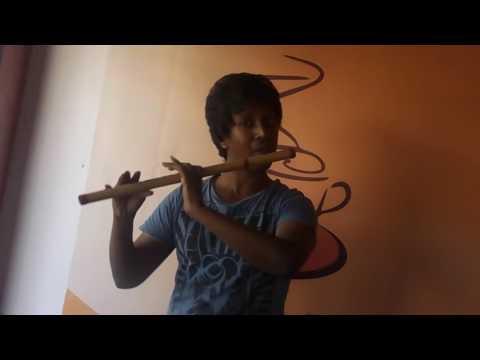 Baatein ye kabhi na flute