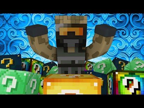 Dansk Minecraft: Lucky Block Race - 3 SLAGS LUCKY BLOCKS?!