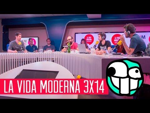 La Vida Moderna 3X14...es copiar en un examen con Yahoo respuestas - Cadena SER