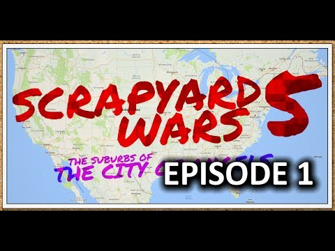 $500 PC TEAM BATTLE - Scrapyard Wars Season 5 - Ep1