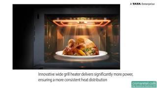 Samsung 35 Litres MC35J8085PT Convection Microwave Oven