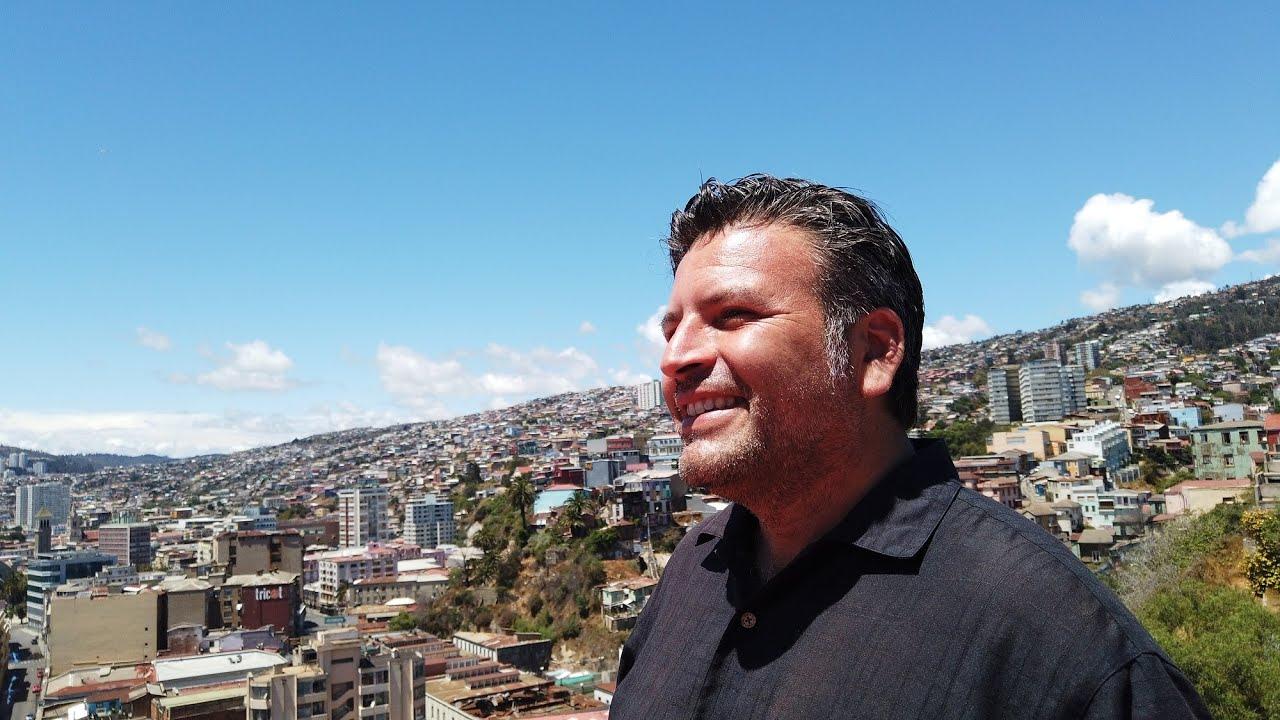 Daniel Morales, un concejal porteño y punto
